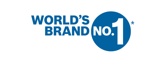 BOSCH WORLD'S BRAND NO.1